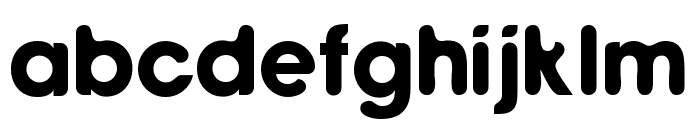 Llewie Font LOWERCASE