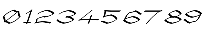 Llynfyrch Fwyrrdynn Font OTHER CHARS