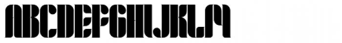 Lloyd Serif Font UPPERCASE