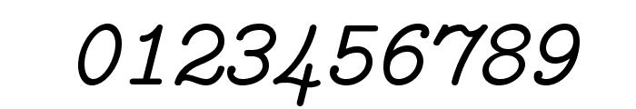LMMono10-Italic Font OTHER CHARS