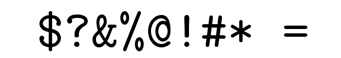 LMMono10-Regular Font OTHER CHARS