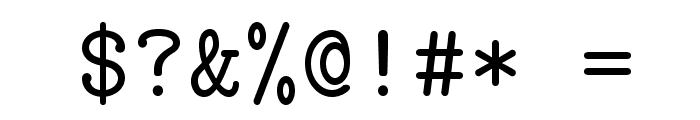 LMMonoCaps10-Regular Font OTHER CHARS