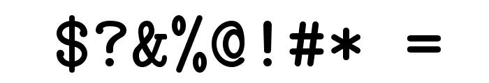LMMonoLt10-Bold Font OTHER CHARS