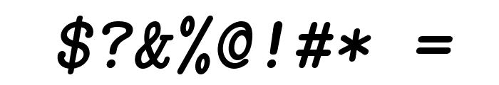 LMMonoLt10-BoldOblique Font OTHER CHARS