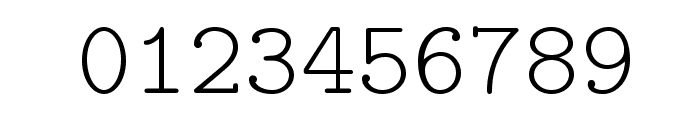 LMMonoLt10-Regular Font OTHER CHARS