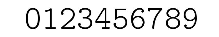 LMMonoPropLt10-Regular Font OTHER CHARS