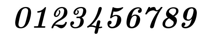 LMRoman10-BoldItalic Font OTHER CHARS
