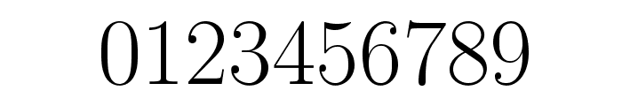 LMRoman17-Regular Font OTHER CHARS