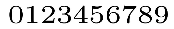 LMRoman6-Regular Font OTHER CHARS