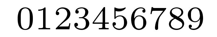 LMRoman7-Regular Font OTHER CHARS