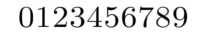 LMRomanCaps10-Regular Font OTHER CHARS