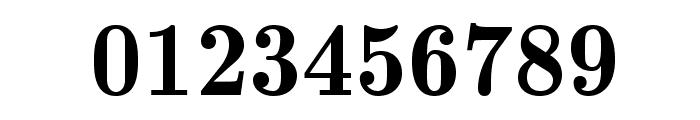 LMRomanDemi10-Regular Font OTHER CHARS