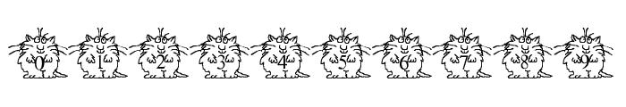 LMS Boyton Alphabet Font OTHER CHARS