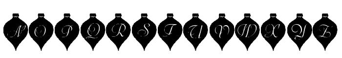 LMS Deck The Font Font LOWERCASE