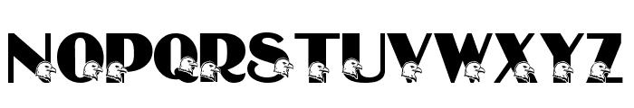 LMS Eagle Eyed Font LOWERCASE