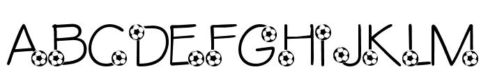 LMS Ethan's Game Font LOWERCASE