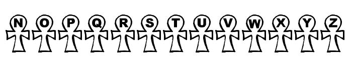 LMS Everlasting Font LOWERCASE