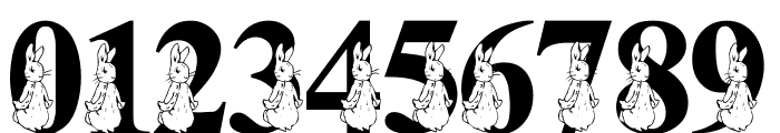 LMS My Favorite Rabbit Font OTHER CHARS