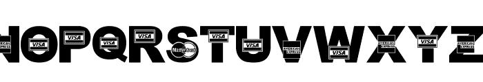 LMS Post-Thanksgiving Shopping Font LOWERCASE