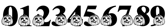 LMS Pumpkin Pal Font OTHER CHARS
