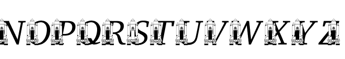 LMS Remembering SS Challenger Font LOWERCASE