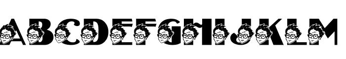LMS The Sorcerer's Font Font LOWERCASE