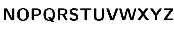 LMSans10-Bold Font UPPERCASE