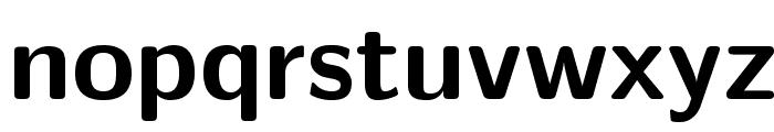 LMSans10-Bold Font LOWERCASE