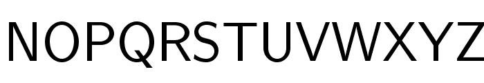 LMSans12-Regular Font UPPERCASE