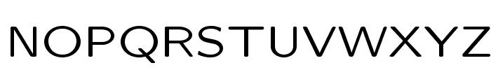 LMSansQuot8-Regular Font UPPERCASE