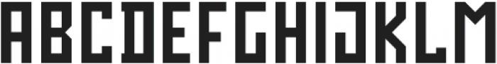LOGX-10 otf (400) Font UPPERCASE