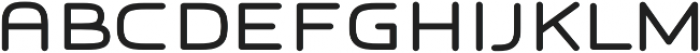 Locity otf (400) Font LOWERCASE
