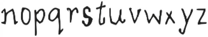Locksmith Medium otf (500) Font LOWERCASE