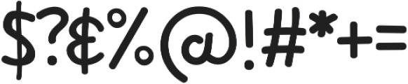 Lockwood otf (400) Font OTHER CHARS