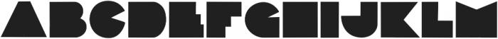 Lococo otf (900) Font UPPERCASE