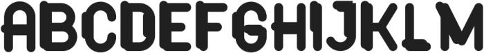 Locus Colour Primary otf (400) Font LOWERCASE