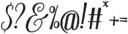 Lodge Script otf (400) Font OTHER CHARS