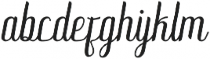 Lodge Script otf (400) Font LOWERCASE