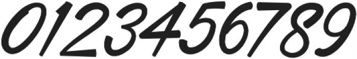 Lofinight otf (400) Font OTHER CHARS