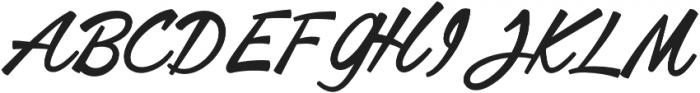 Lofinight otf (400) Font UPPERCASE