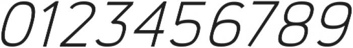 Logico Sans ttf (300) Font OTHER CHARS