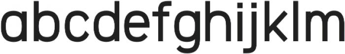 Logico Sans ttf (700) Font LOWERCASE