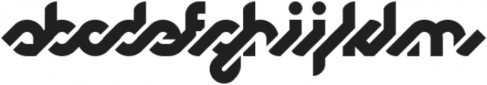 Logomotion ttf (400) Font UPPERCASE