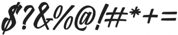 Logotype Frenzy Regular otf (400) Font OTHER CHARS