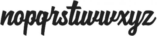 Loguetown otf (400) Font LOWERCASE
