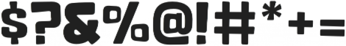 Lolapeluza Black otf (900) Font OTHER CHARS