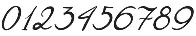 Londa otf (400) Font OTHER CHARS