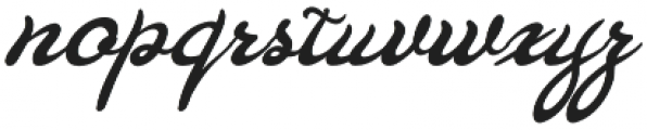 Londa otf (400) Font LOWERCASE