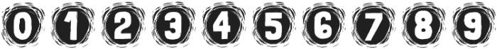 Londrina Dingbats otf (400) Font OTHER CHARS