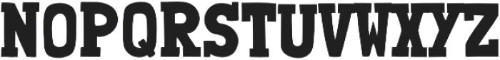 Londrina Solid Serif otf (400) Font UPPERCASE